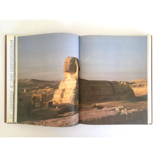 """ Ancient Egypt the Land & Its Legacy "" Vintage 1990 Cultural Arts Hardcover Book For Sale In New York - Image 6 of 10"