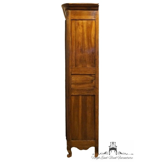 "1800's Louis XVI 66"" Armoire/Wardrobe For Sale - Image 10 of 13"