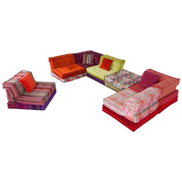 Mah Jong Modular Composition Sofa in Missoni Home for Roche Bobois For Sale - Image 13 of 13