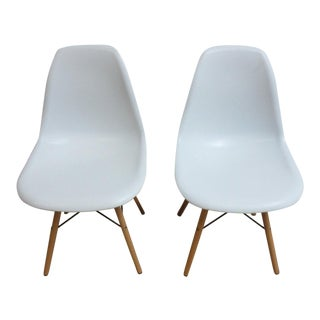 Egg Eiffel Tower Chairs - A Pair