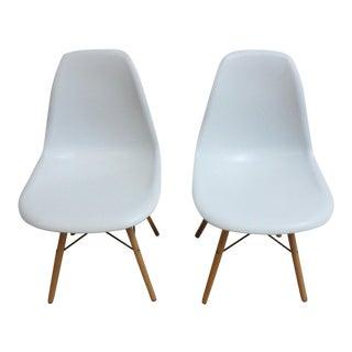Egg Eiffel Tower Chairs - A Pair