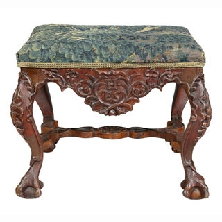 Portuguese Baroque Lacquered Bench Preview