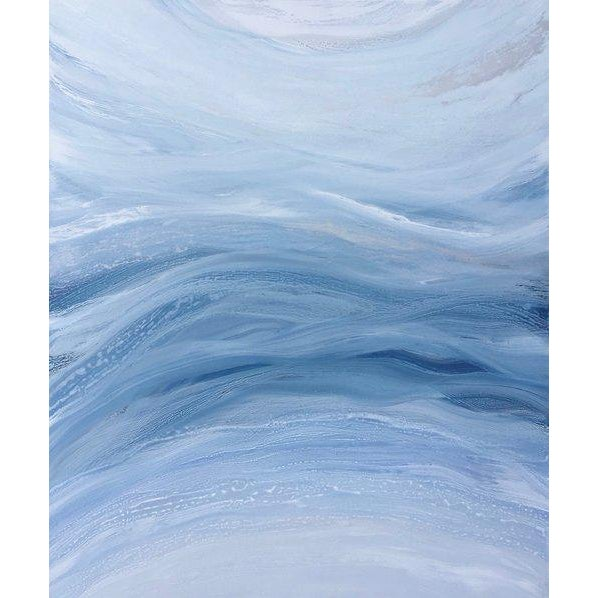 Silver Teodora Guererra, 'Just Add Air' Painting, 2018 For Sale - Image 8 of 8