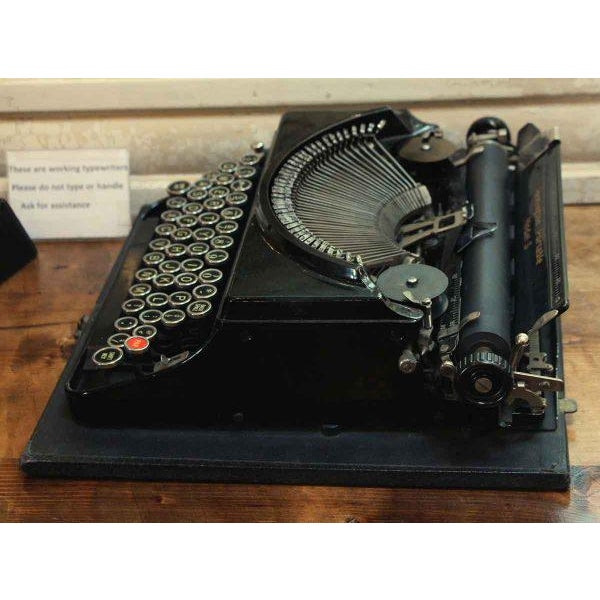 Remington Portable Model 5 Typewriter With Case - Image 7 of 7