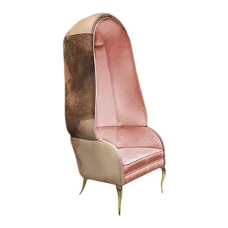 Covet Paris Drapesse Chair For Sale