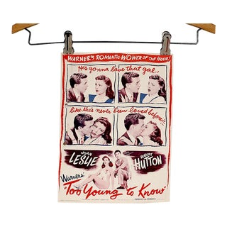Vintage Movie Poster Handbill Flyer For Sale