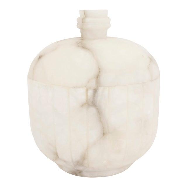 Italian Alabaster Box For Sale