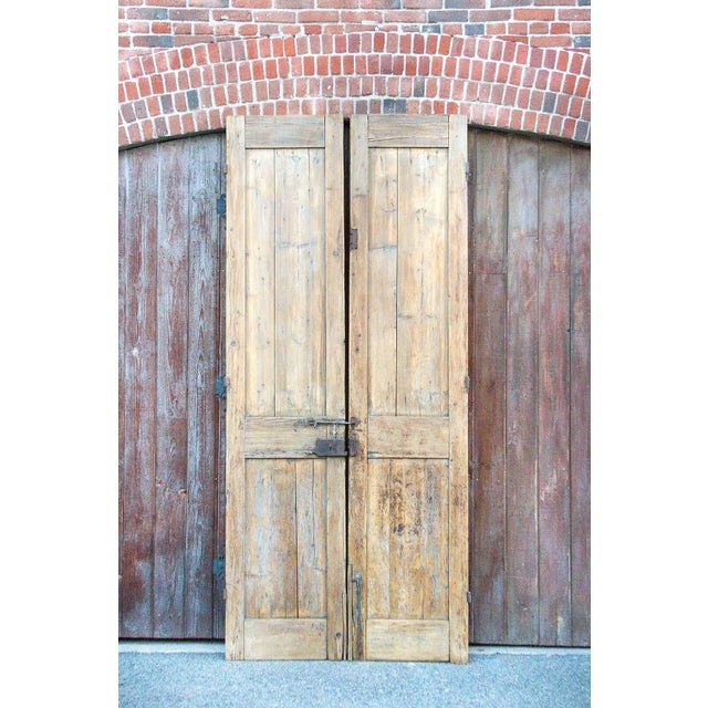 Grand Antique Indo French Doors For Sale In Los Angeles - Image 6 of 8