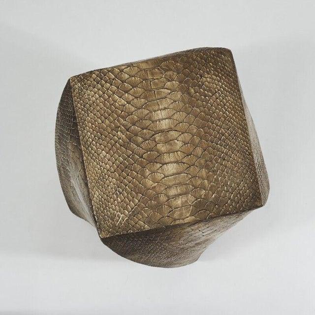 Erin Sullivan, Bronze Serpent, USA, 2015 For Sale In New York - Image 6 of 11