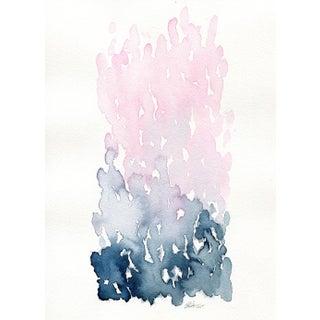 Ellen Sherman Rainy Dawn Original Painting