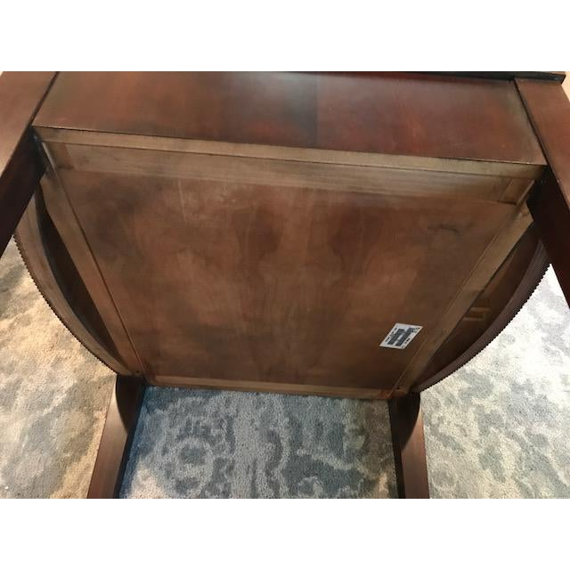 Ethan Allen Side Table - Image 5 of 10