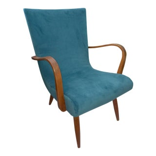 Danish Accent Chair For Sale