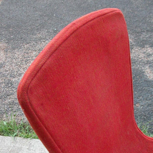 Knoll Bertoia Bird Chair With Cover - Image 5 of 5