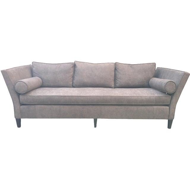 Parzinger Style Flare Arm Shelter Sofa - Image 1 of 11