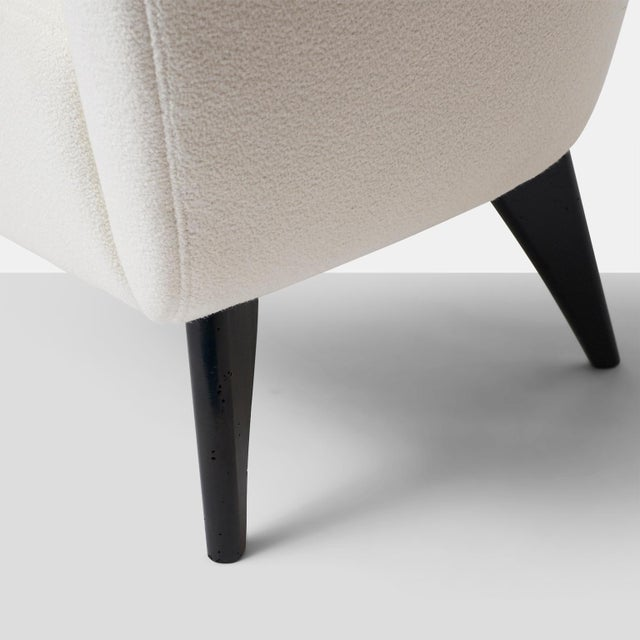"Guglielmo Veronesi ""Pearl"" Settee For Sale In San Francisco - Image 6 of 8"