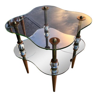 Manner of Gilbert Rohde Cloud Table by Semon Bache For Sale