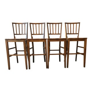 Pottery Barn Barstools- Set of 4 For Sale