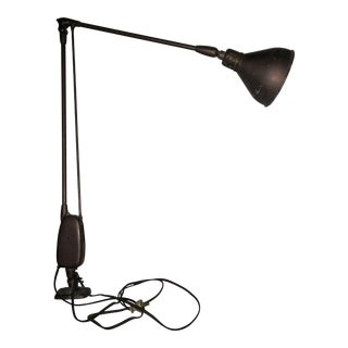 Dazor Floating Arm Lamp Model IL 603