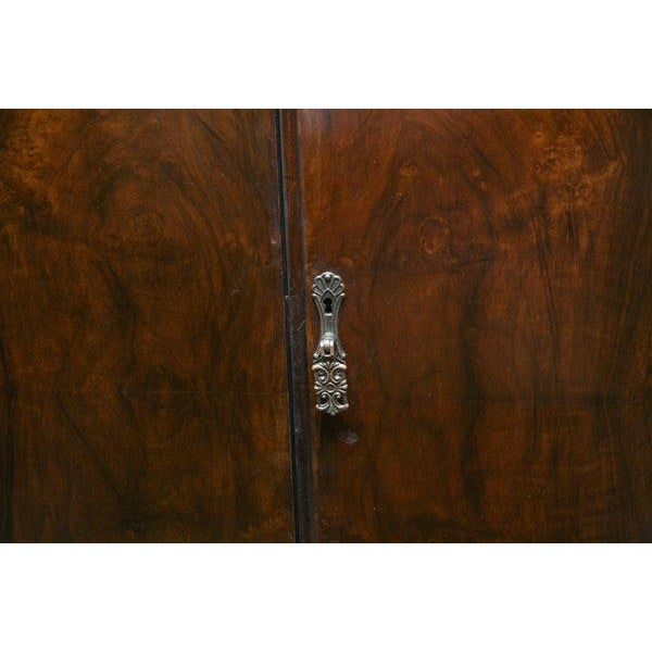 Vintage Wooden Armoire - Image 5 of 11