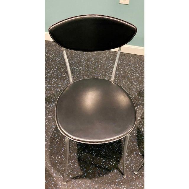 Metal Arper Vintage Mid-Century Modern Dining Set For Sale - Image 7 of 13