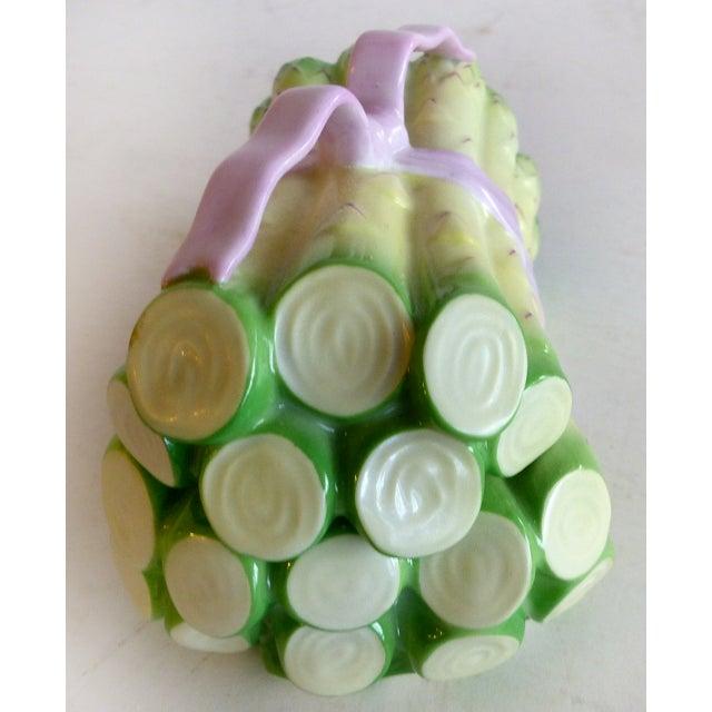 Herend Porcelain Asparagus Box For Sale - Image 4 of 7