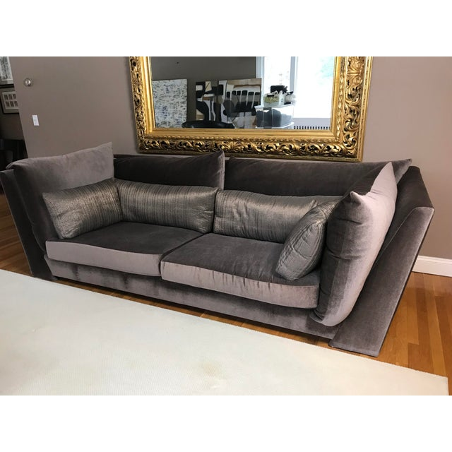 Brilliant Verellien Silk Mohair Sofa Uwap Interior Chair Design Uwaporg