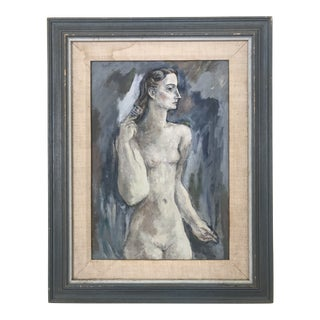 Female Nude Oil Painting For Sale