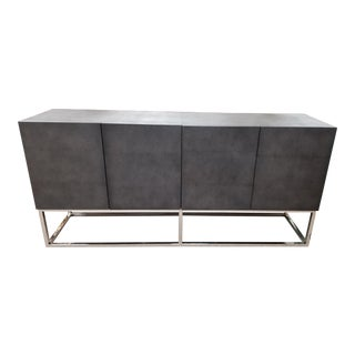 Contemporary Bernhardt Furniture Console Table For Sale