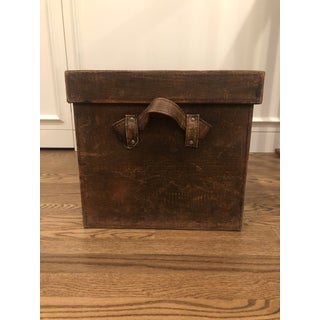 Leather Storage Box With Lid Preview