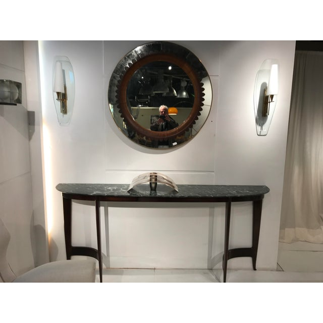 Fratelli Marelli 1940 Mirror For Sale - Image 6 of 7