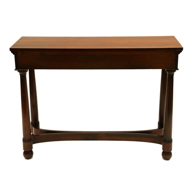 Rosewood Console Occasional Table - Image 1 of 10