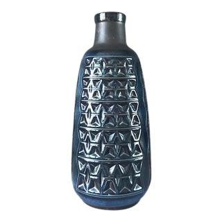 Elinar Johansen Danish Mid-Century Modern Stoneware Floor Vase