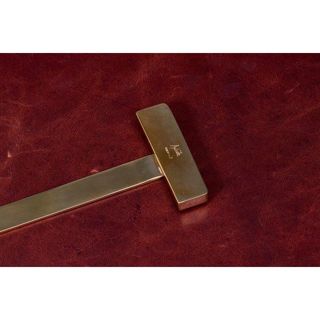 Carl Auböck Paperknife With Bookmark #7209 For Sale - Image 6 of 7