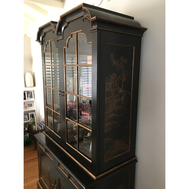 Asian John Hall Designs Chinese Chippendale Cupboard For Sale - Image 3 of 11