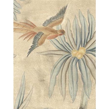 Not Yet Made - Made To Order Casa Cosima Maya Antiqued Mural - Sample For Sale - Image 5 of 5