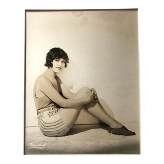 Vintage Silent Movie Star Marian Nixon Glamour Photo For Sale