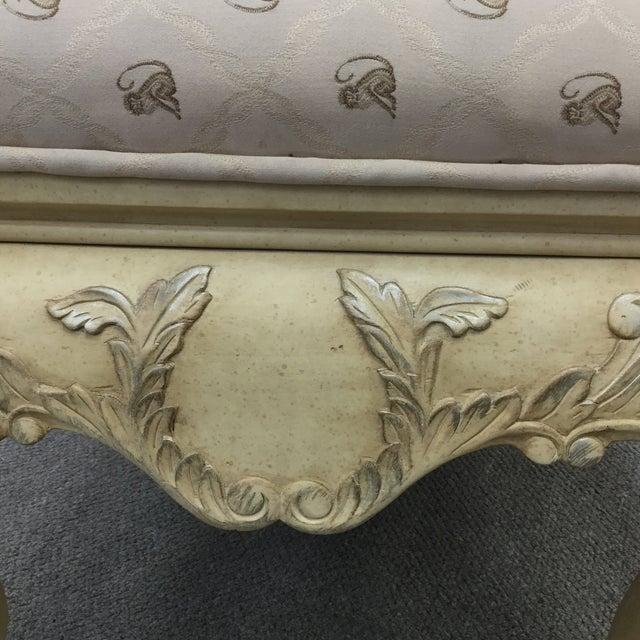 Monkey Motif Designer Bench For Sale In West Palm - Image 6 of 11
