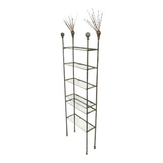Siobhan Curio Stack Etagere by Zuckerhosen For Sale