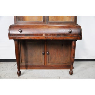 Antique Biedermeier-Style Writing Desk Preview