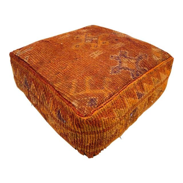 Boujaad Handmade Pouf Cover For Sale