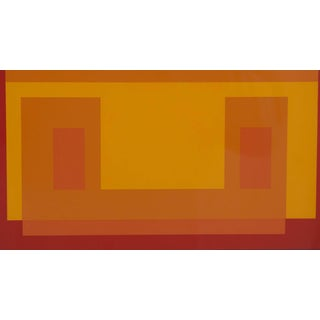 Josef Albers From Formulation: Articulations Portfolio Print For Sale