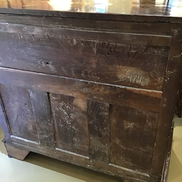 18th Century English Wooden Chest For Sale In Nashville - Image 6 of 7