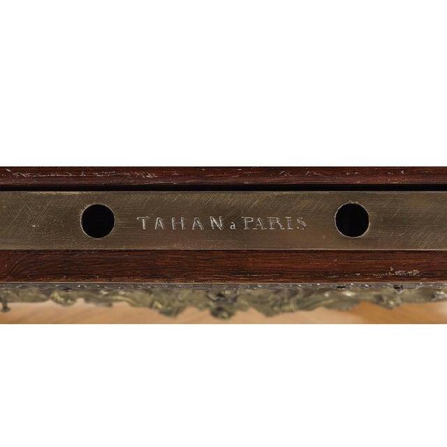 Tahan Paris 19th Century Louis XV Tahan Kingwood Work Table For Sale - Image 4 of 5