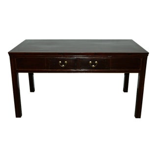20th Century Antique Chinese Elmwood Console Table For Sale