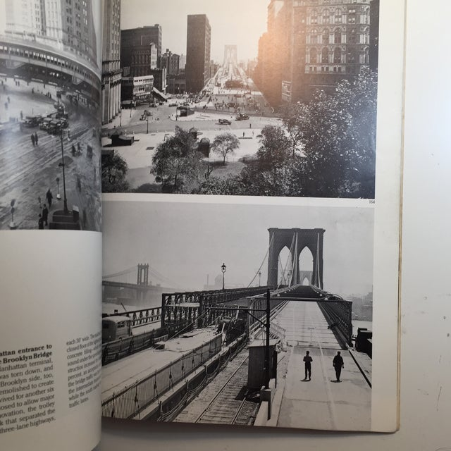 Picture History of the Brooklyn Bridge Book For Sale - Image 4 of 11
