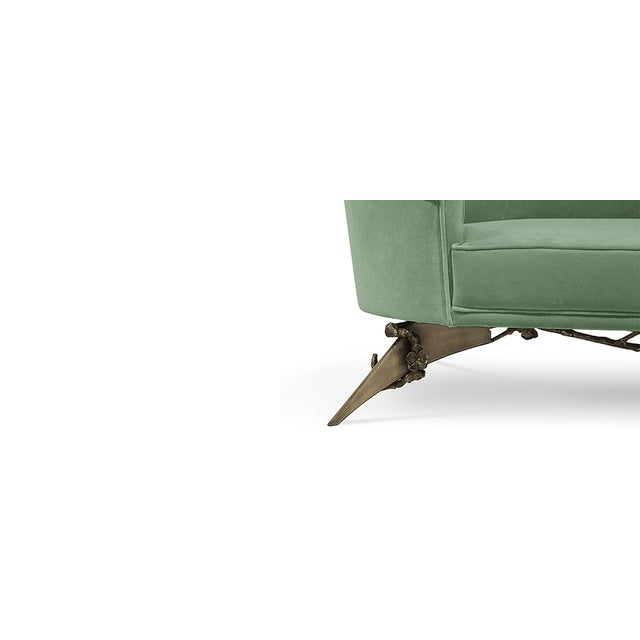 Not Yet Made - Made To Order Collete II Sofa From Covet Paris For Sale - Image 5 of 9