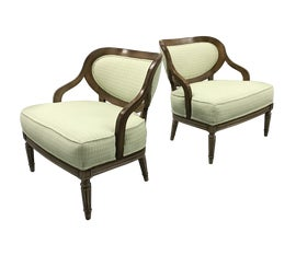 Image of Light Green Side Chairs