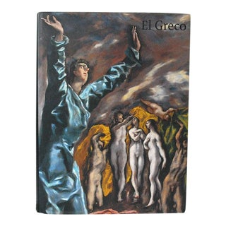 El Greco Art Book Edited by David Davies For Sale