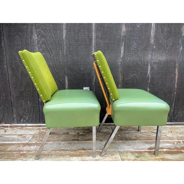 Lloyd Adjusting Chairs - Set of 2 For Sale - Image 4 of 13