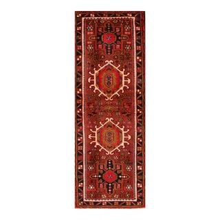 "Apadana - Vintage Persian Heriz Rug, 2'5"" x 6'5"""